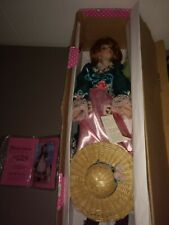 """Paradise Galleries ~""""SWEET MOLLY MALONE""""~Musical""""~20"""" Doll~COA #170 Cindy Shafer"""