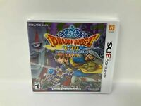 Dragon Quest VIII: Journey of the Cursed King (Nintendo 3DS) Brand New Sealed