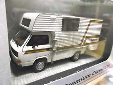 VW Volkswagen T3a Pritschenwagen Tischer Camping white we Premium Classixxs 1:43