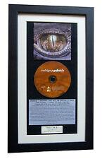 RODRIGO Y GABRIELA CLASSIC CD Album GALLERY QUALITY FRAMED+EXPRESS GLOBAL SHIP