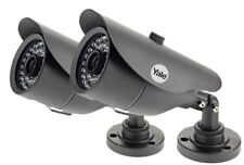 Yale Outdoor Bullet Camera Twin Pack (for 960h CCTV) AC-105G-2 - BRAND NEW