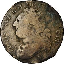 [#871102] Coin, France, Louis XVI, 12 deniers françois, 12 Deniers, 1791, Paris