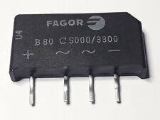 FAGOR B 80 C5000/3300. - Pont Redresseur.