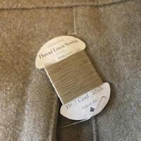 WW1 British Army Olive Drab Thread dated 1914