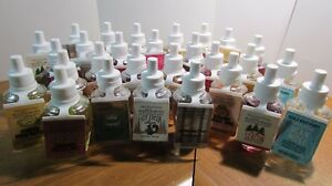 BATH & BODY WORKS-WALLFLOWER BULBS COCOA CARAMEL VANILLA  APPLE TODDY *U CHOOSE*