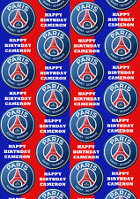 PARIS ST GERMAIN Personalised Gift Wrap - PSG Wrapping Paper