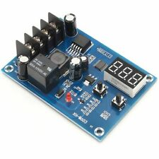 Battery12-24V Board SwitchProtection LED Display XH-M603 Charging Control TOP