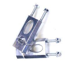Handlebar Bar Mount Clamp Riser 22mm 7/8