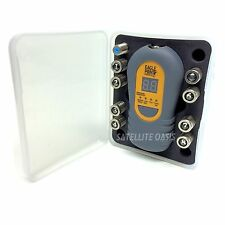 Digital 8 Way Coax Cable Mapper RG6 Tracker Toner Tracer Finder Tool