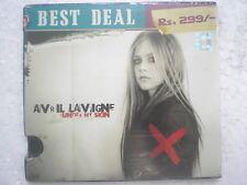 Avril Lavigne Best Deal Rs 199 Under my Skin CD 2007  RARE INDIA HOLOGRAM NEW