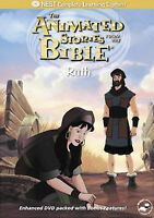 Animated Stories from the Bible: Ruth (DVD, Region Free) Ships in 12 hours!!!