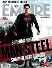 """EMPIRE N°288 JUIN 2013  SUPERMAN """"MAN OF STEEL"""" HENRY CAVILL/ EMPIRE AWARDS"""