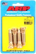 """ARP 100-7709 Wheel Stud Kit Honda 12mm x 1.5mm .485"""" x .275"""" Knurl, 1.85"""" UHL"""