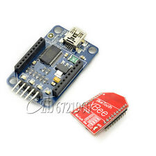 Arduino Bluetooth Bee Master and Slave HC-05 module+Bluetooth Bee Xbee adapter