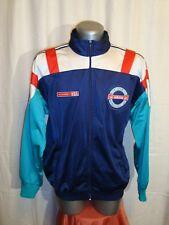 Vtg 80/90's men's ADIDAS Tracksuit Top Terrace Casuals Jacket M / D6 great co