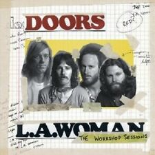 "THE DOORS ""L.A.WOMAN - THE WORKSHOP SESSION"" 2 VINYL LP NEU"