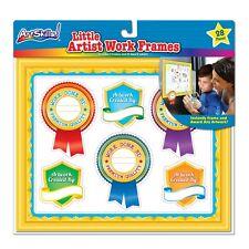 ArtSkills Little Artist Work Frames & Award Labels Art Skills 28 Pcs Artwork