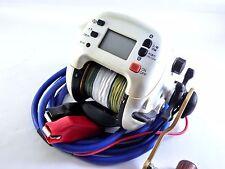 Shimano Dendou maru 3000R  Hi-Speed Electric Reel + English manual Very good