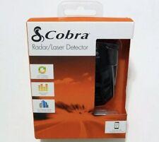 New listing Cobra Esr 755 12-band 360 degree Radar/Laser police Detector New