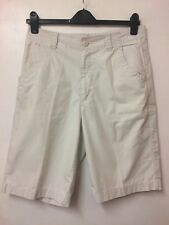 "Timberland 30"" Cotton Shorts Men Spring Summer Holiday Casual off white"