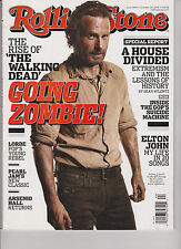 ROLLING STONE MAGAZINE #1194 24th OCTOBER 2013, ANDREW LINCOLN THE WALKING DEAD.