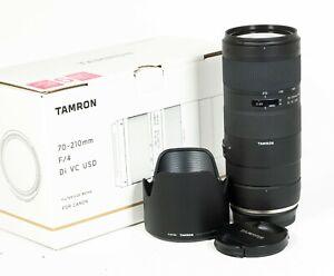 Tamron 70-210mm f4 Di VC USD for Canon EF