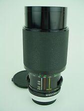Vivitar 70-210mm F/3.5 VMC Series 1 Macro Focusing Zoom Lens Canon FD mount