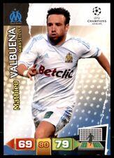Panini Champions League 2011-2012 Adrenalyn XL Mathieu Valbuena Marseille