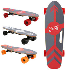 Ancheer Electric Skateboard Cruiser Canada Maple Wood Board with Remote /Usa/