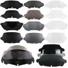 """4.5"""" 6"""" 7"""" 8"""" 9"""" 10"""" Wave Windshield for Harley Touring Street Tri   Glide US"""