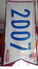 PHILLIES~2007 PENNANT FLAG BANNER~OPENING DAY 3/31/08 ~SGA