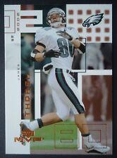 NFL 183 James Thrash Philadelphia Eagles Upper Deck MVP 2002