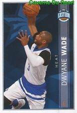 396 DWYANE WADE USA EASTERN CONF ALL-STARS STICKER NBA BASKETBALL 2017 PANINI
