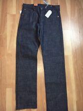 Levi's 501 Shrink To Fit Mens 32x34Jeans White Oak Cone Denim Vintage Blue New