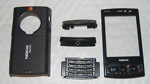 Genuine Nokia N95 8GB Housing Fascia Keypads Top Bottom Covers Grade B Orange