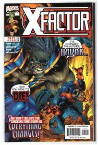 X-Factor #149 Marvel Comics 1998 Near Mint 9.4