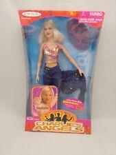"Charlies Angels Doll ""Natalie"" Jakks Pacific 2000 MIB Cameron Diaz figure"