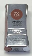 NEW LOREAL Infallible Never Fail Lipcolour Lipstick 700 AUBURN ORIGINAL FORMULA