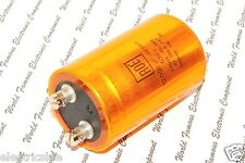 1pcs - ROE EYM/A 10000uF (10000µF) 63V Screw Terminal Capacitor - for Audio