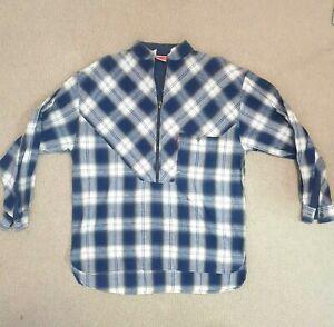 Vintage 1993 Coca Cola Checkered Long Sleeve Shirt Coke Plaid Large Retro Mens