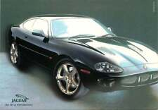 "Advertising Postcard Jaguar XKR - Allestimento ""R Performance"""