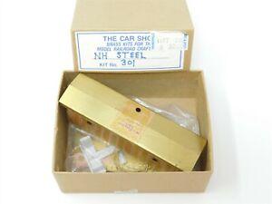HO Scale The Car Shop 301 Brass Caboose Kit