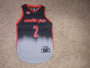 Washington Wizards JOHN WALL sewn limited edition basketball jersey youth Small