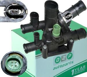 FOR AUDI A3 (8L1) 1.6 & A3 (8P) 1.6 FSI THERMOSTAT WITH HOUSING + SENSOR