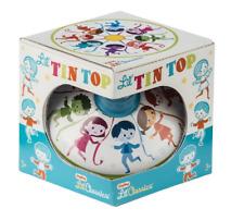 Tobar Little Classic Mini Tin Top Gift Sensory Traditional