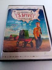 """DVD """"EL EXTRAORDINARIO VIAJE DE T.S. SPIVET"""" PRECINTADO SEALED JEAN-PIERRE JEUNE"""