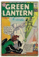 Green Lantern  # 12 Silver Age April 1962