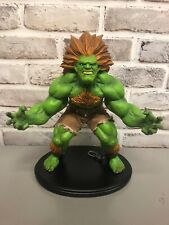 POP Culture Shock PCS Street Fighter Statue Figure 1/4 Blanka Limited 237/600