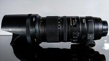 Sigma 70-200mm f/2.8 APO DG HSM OS lens for Nikon F mount DSLRs - Boxed