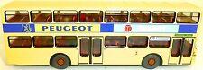 Peugeot Talbot 4E Bus publicité MAN CARTE SD 200 gesupert off WIKING Bus H0 1:87